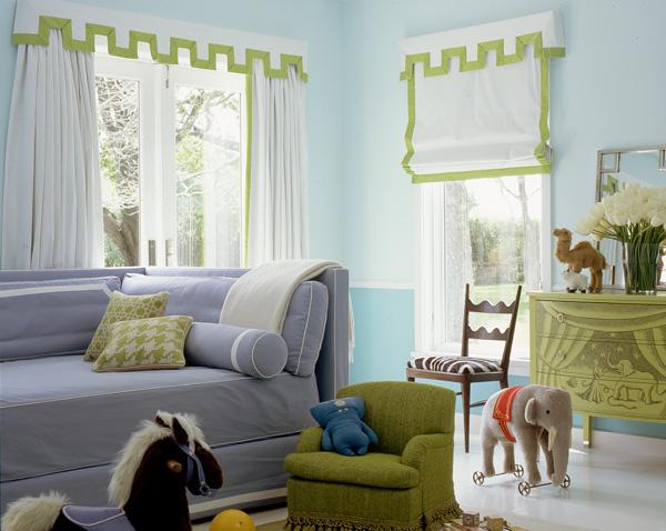 Bedroom furniture for kids rooms kids bedroom idea - Roman shades for kids room ...