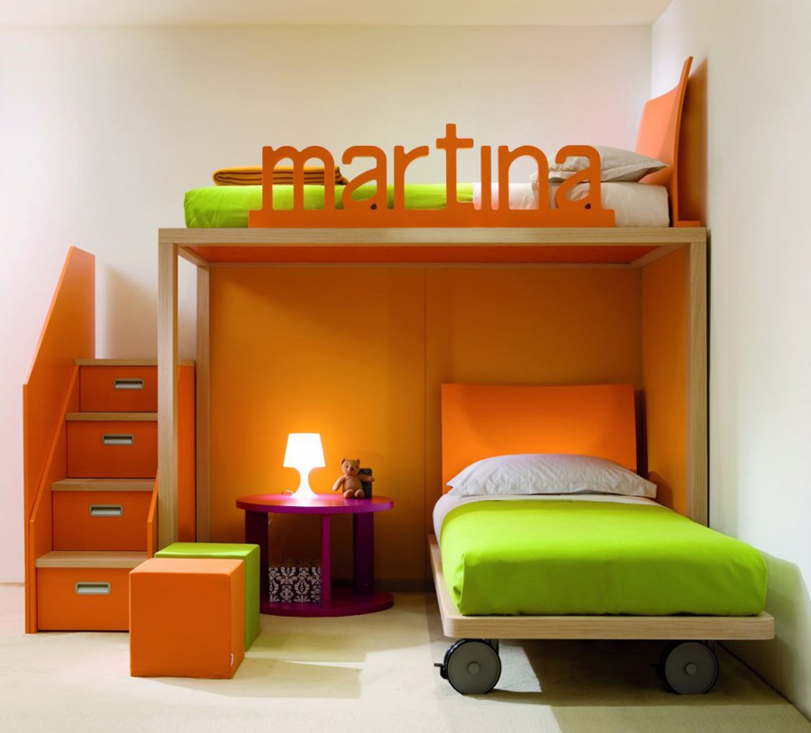 bedroom furniture for kids rooms - kids bedroom idea