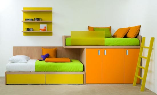 Bedroom Furniture For Kids Rooms Kids Bedroom Idea