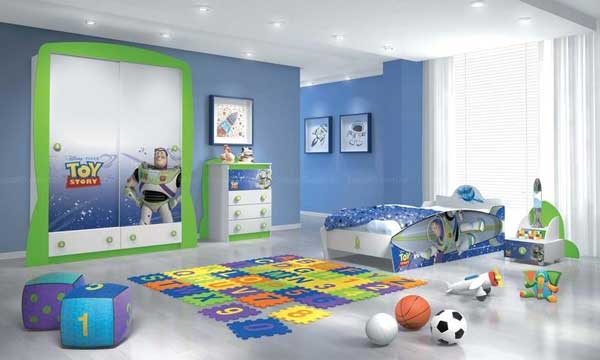 toy story themed bedroom part 50 - Kids Bedroom Ideas For Boys