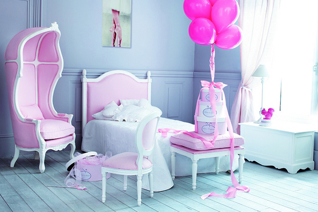 Kids Bedroom Idea